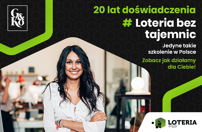 Powrótka wiosenny webinar #Loteria bez tajemnic