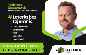Webinar LoteriaBezTajemnic • dodatek: Loteria w internecie